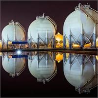 Natural Gas Tank