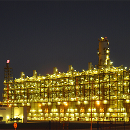 Linde Gas  Liquid Cracker in Dahej  lndia - Laboratory
